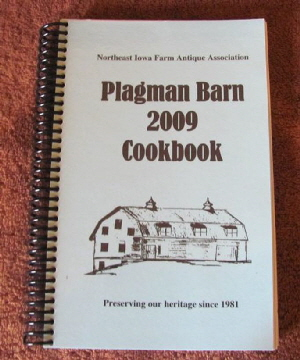 Plagman Barn Cookbooks